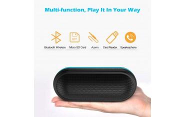 Високоговорител CHOETECH M-BS002-BK , безжичен, Bluetooth Speaker