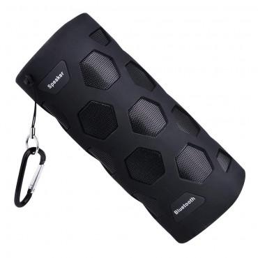 Sunvito водоустойчив Bluetooth високоговорител с външна батерия 4000mAh