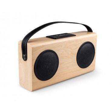 AVWOO A006 Дървен Bluetooth високоговорител