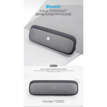Високоговорител Oem TZ900, Bluetooth, за кола, хендсфри