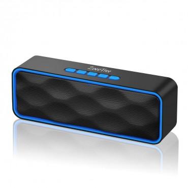 ZoeeTree S1 безжичен преносим стерео високоговорител