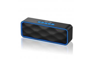 Безжичен Високоговорител ZoeeTree S1, Стерео, Bluetooth 4.2+EDR, HD 3W