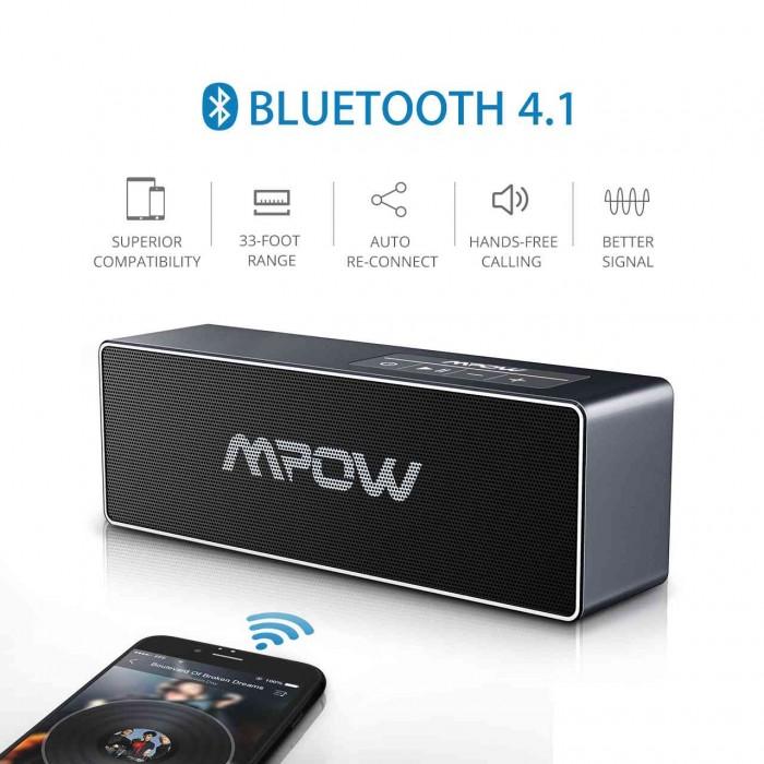 Mpow MPBH064AB Преносими безжични високоговорител