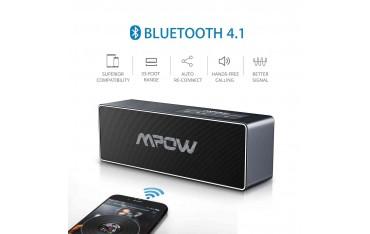 Преносим безжичен високоговорител Mpow MPBH064AB