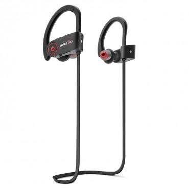 Безжични спортни стерео слушалки с микрофон Wirezoll