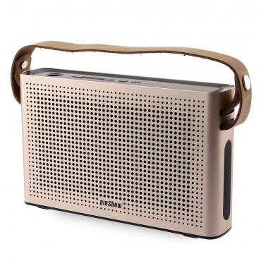 PINSHOW преносим Bluetooth 4.0 високоговорител с микрофон