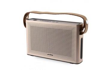 Преносим високоговорител PINSHOW Bluetooth 4.0 високоговорител с микрофон и Aux функция