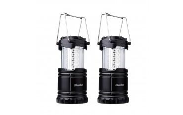 LED Фенери Diealles EDJ-ZPD01-CA, Комплект 2 бр., 60 Lm, 6500 K, Водоустойчиви
