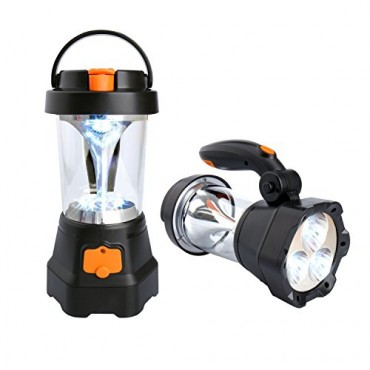 COOWOO LED лампа за къмпинг