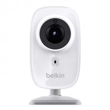 IP Безжична Камера Belkin NetCam, WiFi HD, 2 MP, Детектор за движение, Нощно виждане