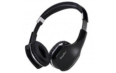 Слушалки KingYou HD007 с микрофон, безжични