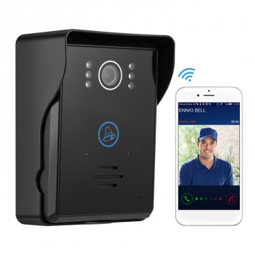 iCoco TS-IWP708 безжичен видеодомофон