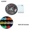 LED лента AUDEW, 150 см, 45 LED, RGB осветление, 10.8 W, Водоустойчива