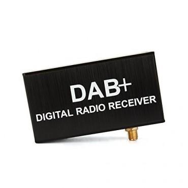Радио за кола Pumpkin Y0102, цифрово,DAB / DAB +