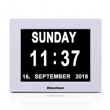 Excelvan DC8001 Часовник с календар