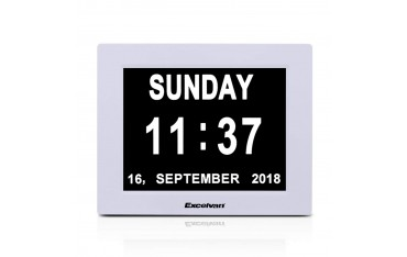 Цифров Часовник Excelvan DC8001 с календар