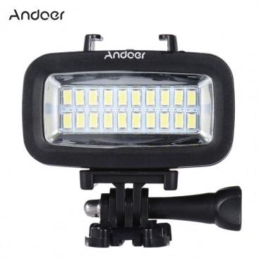 Andoer sl-100 700lm LED осветление за гмуркане