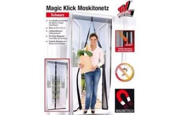 Мрежа с магнити против насекоми Magic Klick