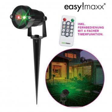 Easymaxx Лазерен външен прожектор