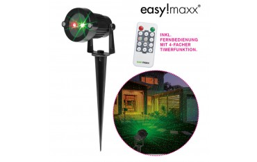 Лазерен прожектор Easymaxx