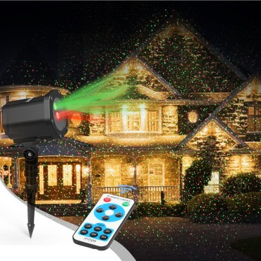 Лазерен прожектор за фасада InnooLight