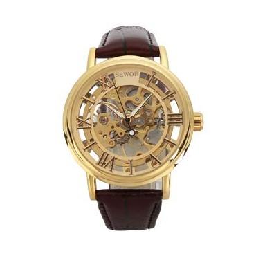 Ръчен часовник скелетов SEWOR C848