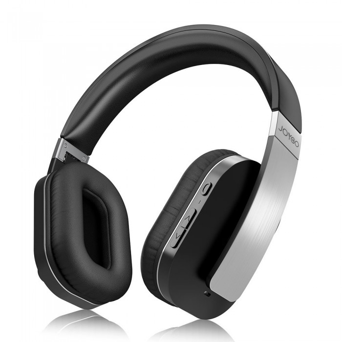 Безжични сгъваеми слушалки с микрофон JoyGO