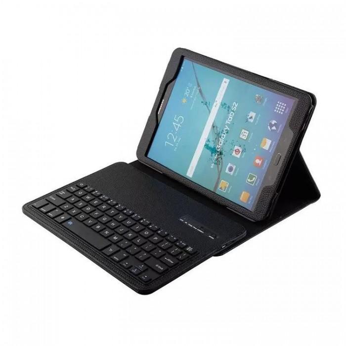 Калъф с Bluetooth клавиатура за Samsung Galaxy Tab A