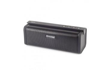 Високоговорител Reacher S311, 10 W, FM радио, Power Bank, USB, Micro SD, черен
