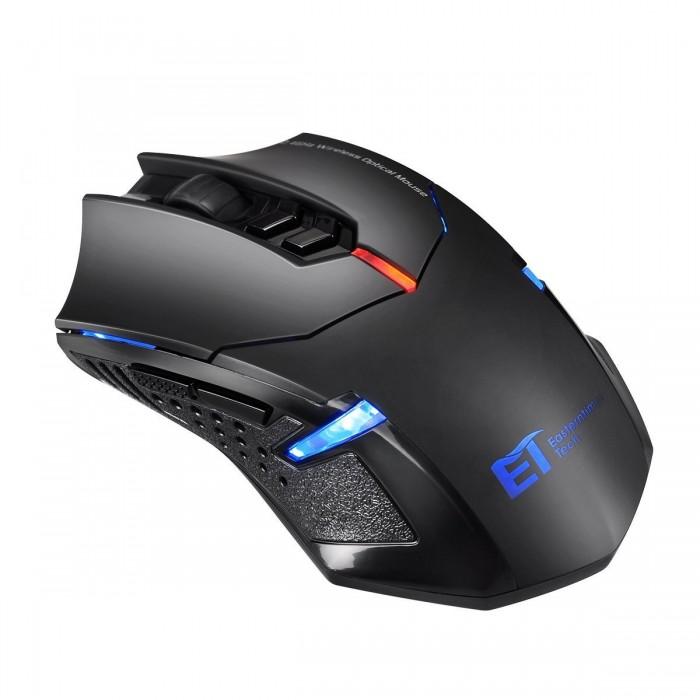 Безжична мишка за игри TRADERPLUS ET X-08