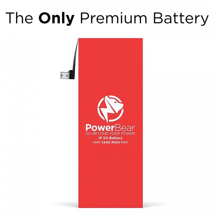 Оригинална батерия iPhone 5 PowerBear
