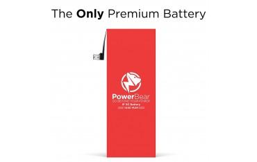 Батерия PowerBear, за Apple iPhone 5 ( A1428, A1429, A1442), Скрийн протектор, Инструменти
