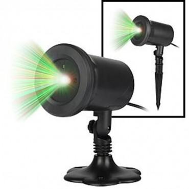 Прожектор SKY STAR, Лазерен, Водоустойчив, Цветни светлини, Черен