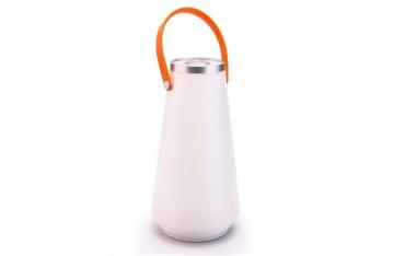 Лампа EWN NY-8020, 0.5W, 6 LED, 1200 mAh, Бяла
