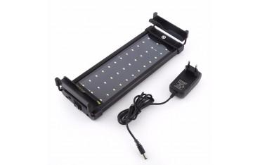 LED осветление Cimiva ZJL-40, За Аквариуми, 6W, -5 °C до 45 °C, Черно