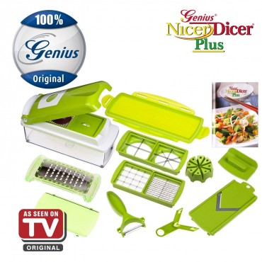 Кухненско ренде 10 в 1 Nicer Dicer