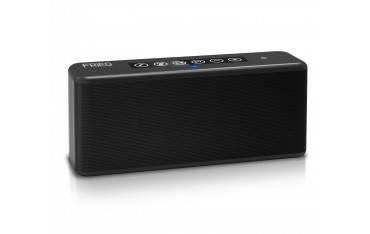 Високоговорител FRiEQ BTS12, Bluetooth 4.0, 12W, NFC технология, Черен