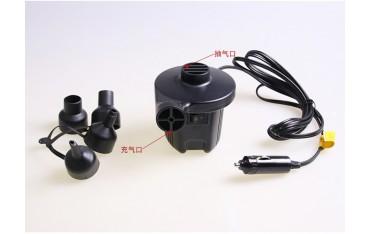 Електрическа Помпа Yiwu ZQ-608, Универсална, 220V / 12V, Черна