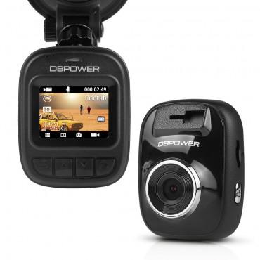Автомобилен видеорекордер Г-сензор DBPOWER D104