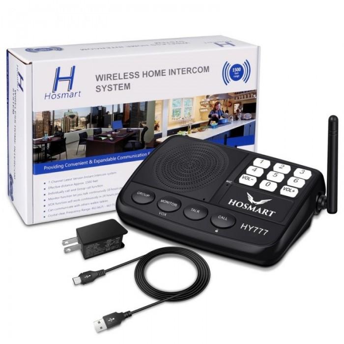 Безжична домофонна система Hosmart