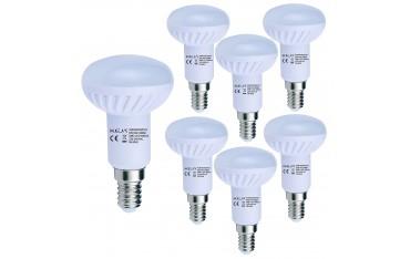 6 LED Крушки Keja, 2800 K, 6 W E14 LED 480LM,