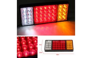 LED задни светлини Generic, за ремаркета, камиони, лодки, каравани