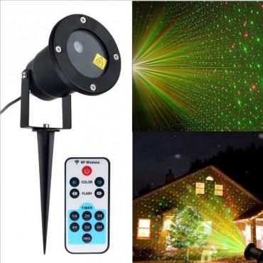 Фасаден лазерен прожектор Outdoor