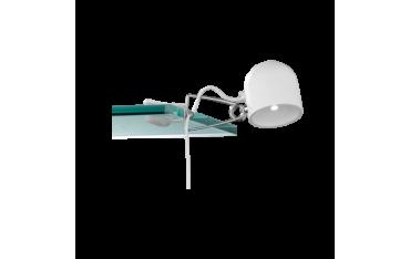 Настолна лампа TRIO QUIDAM, 1 x SMD 4W , Бяла