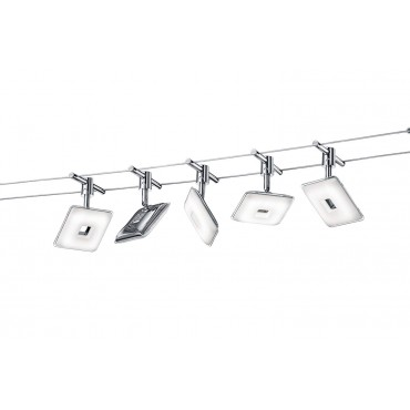 Кабелна LED спот система Trio Leuchten