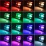 RGB цветн прожектор с дистанционно управление Albrillo LL-FL4