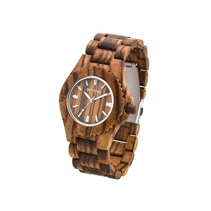 Мъжки Дървен Часовник Dictac