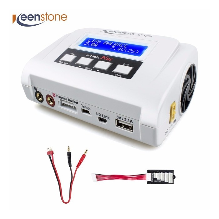 Зарядно устройство на батерията Keenstone 10A 100W AC / DC
