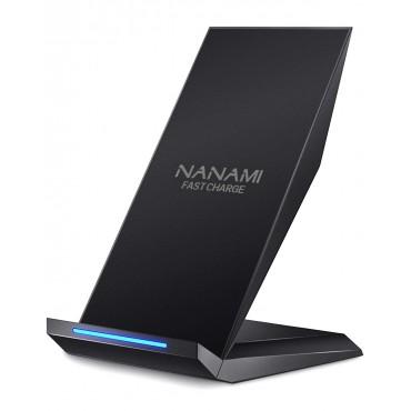 Зарядно устройство NANAMI, Безжично, Qi технология