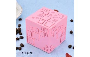 Bluetooth високоговорител куб Hzhy Q+